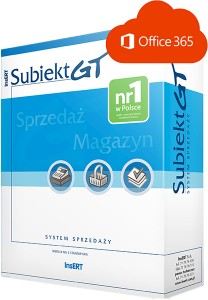 Subiekt GT + Office 365 Business